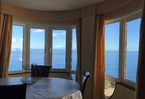 South Coast Apartment rental: The Penthouse, Doca do Cavacas